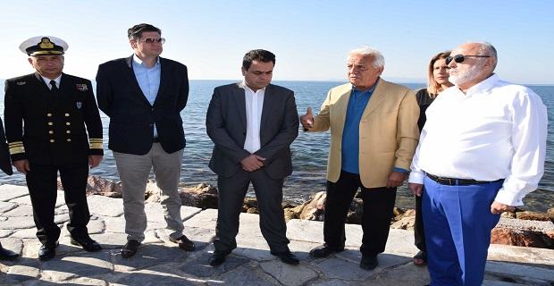 Παραδόθηκε καθαρό το παραλιακό μέτωπο στο Δήμο Παλαιό Φαλήρου - e-Nautilia.gr | Το Ελληνικό Portal για την Ναυτιλία. Τελευταία νέα, άρθρα, Οπτικοακουστικό Υλικό