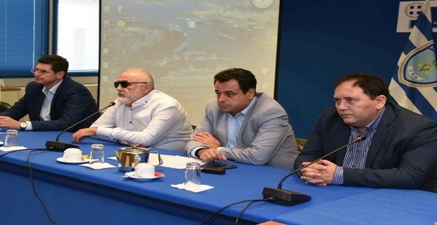 Σύσκεψη με τους νηογνώμονες για το νέο θεσμικό πλαίσιο λειτουργίας τους - e-Nautilia.gr | Το Ελληνικό Portal για την Ναυτιλία. Τελευταία νέα, άρθρα, Οπτικοακουστικό Υλικό