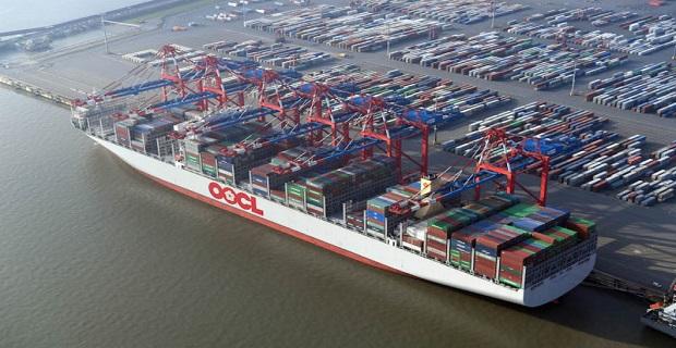 Μέχρι το 2020 το εμπόριο Ασίας -Ευρώπης θα απαρτίζεται αποκλειστικά από υπερμεγεθή  UCLV - e-Nautilia.gr | Το Ελληνικό Portal για την Ναυτιλία. Τελευταία νέα, άρθρα, Οπτικοακουστικό Υλικό