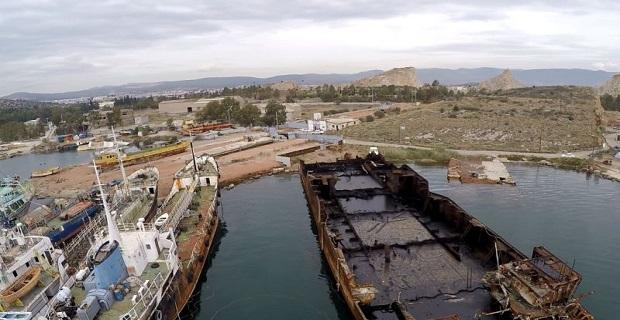 Μικρής έκτασης θαλάσσια ρύπανση στην Ελευσίνα - e-Nautilia.gr | Το Ελληνικό Portal για την Ναυτιλία. Τελευταία νέα, άρθρα, Οπτικοακουστικό Υλικό