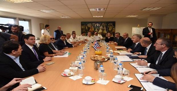 Στην Αθήνα ο Τούρκος Yπουργός Ναυτιλίας - e-Nautilia.gr | Το Ελληνικό Portal για την Ναυτιλία. Τελευταία νέα, άρθρα, Οπτικοακουστικό Υλικό