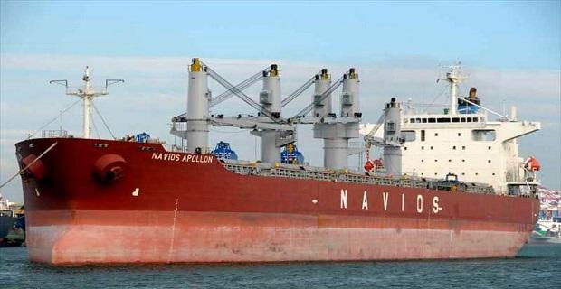 Σε τροχιά κερδοφορίας ξανά η Navios Partners - e-Nautilia.gr | Το Ελληνικό Portal για την Ναυτιλία. Τελευταία νέα, άρθρα, Οπτικοακουστικό Υλικό