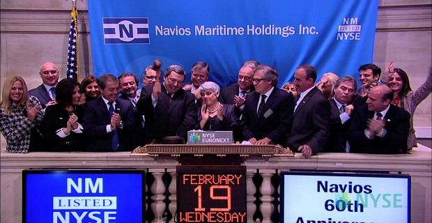 Navios Holdings: Θα αντλήσει 300 εκατομμύρια από έκδοση εξασφαλισμένων ομολόγων - e-Nautilia.gr | Το Ελληνικό Portal για την Ναυτιλία. Τελευταία νέα, άρθρα, Οπτικοακουστικό Υλικό