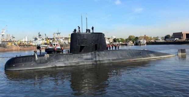 Αγνοείται αργεντίνικο υποβρύχιο μαζί με 44 ναυτικούς – βρέθηκαν ίχνη ραδιοσημάτων - e-Nautilia.gr | Το Ελληνικό Portal για την Ναυτιλία. Τελευταία νέα, άρθρα, Οπτικοακουστικό Υλικό