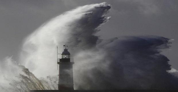 Nέο έκτακτο δελτίο επικίνδυνων καιρικών φαινομένων! - e-Nautilia.gr | Το Ελληνικό Portal για την Ναυτιλία. Τελευταία νέα, άρθρα, Οπτικοακουστικό Υλικό