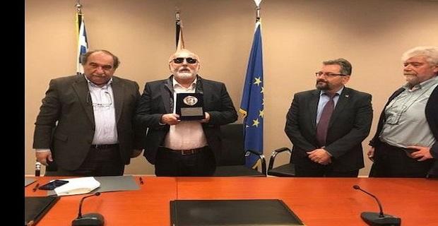 Μνημόνιο συνεργασίας του YNA με το Δημοκρίτειο Πανεπιστήμιο Θράκης - e-Nautilia.gr | Το Ελληνικό Portal για την Ναυτιλία. Τελευταία νέα, άρθρα, Οπτικοακουστικό Υλικό