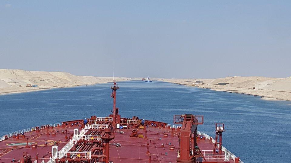 Suez Canal… - e-Nautilia.gr | Το Ελληνικό Portal για την Ναυτιλία. Τελευταία νέα, άρθρα, Οπτικοακουστικό Υλικό