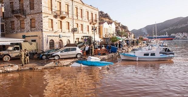 «Σε κατάσταση έκτακτης ανάγκης η Σύμη.  Σειρά επαφών Ν. Σαντορινιού για την αποκατάσταση των ζημιών και στήριξης των κατοίκων» - e-Nautilia.gr   Το Ελληνικό Portal για την Ναυτιλία. Τελευταία νέα, άρθρα, Οπτικοακουστικό Υλικό
