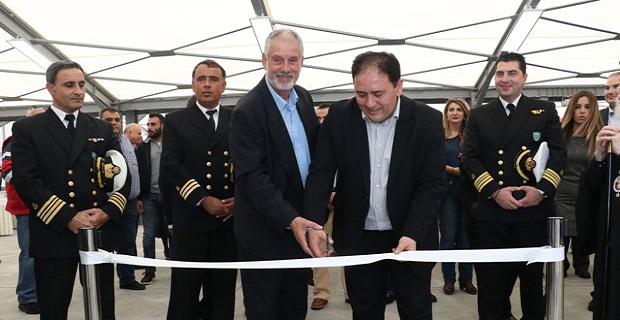 Πραγματοποιήθηκαν τα εγκαίνια του Νέου Τερματικού Σταθμού Κρουαζιέρας στην προβλήτα IV – V στο λιμάνι του Ηρακλείου - e-Nautilia.gr   Το Ελληνικό Portal για την Ναυτιλία. Τελευταία νέα, άρθρα, Οπτικοακουστικό Υλικό