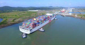 Διώρυγα Παναμά: Αύξηση του μέγιστου όριου βυθίσματος πλοίων για τις θύρες Neopanamax