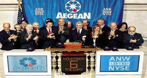 Νέο δάνειο 750 εκατομμυρίων εξασφάλισε η Aegean