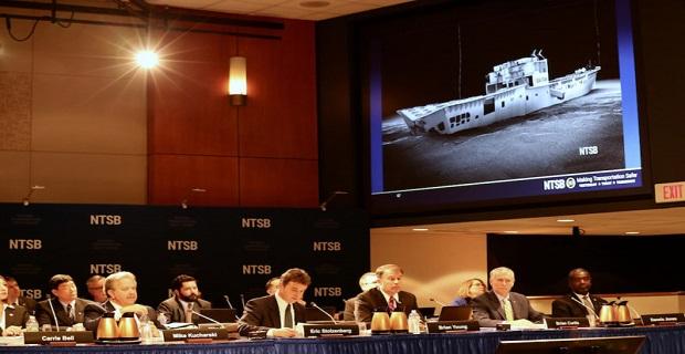 Το ναυάγιο του EL FARO θα είχε αποφευχθεί αν δεν άκουγαν τον καπετάνιο - e-Nautilia.gr | Το Ελληνικό Portal για την Ναυτιλία. Τελευταία νέα, άρθρα, Οπτικοακουστικό Υλικό