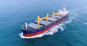 """Παρουσιάστηκε το πρώτο """"έξυπνο πλοίο"""" της Κίνας"""