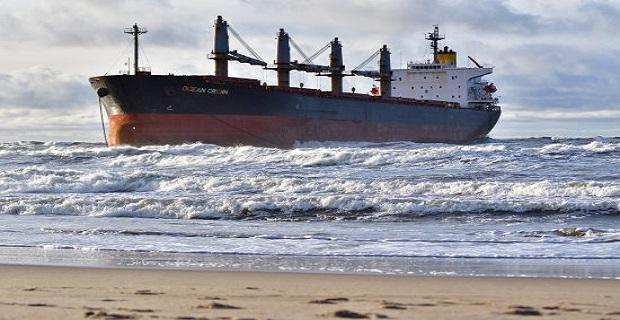 Προσάραξη ελληνόκτητου πλοίου στην Λιθουανία (photos) - e-Nautilia.gr | Το Ελληνικό Portal για την Ναυτιλία. Τελευταία νέα, άρθρα, Οπτικοακουστικό Υλικό