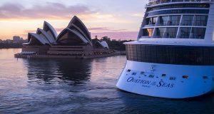 Έξαρση γαστρεντερίτιδας στο κρουαζιερόπλοιο Ovation of the Seas