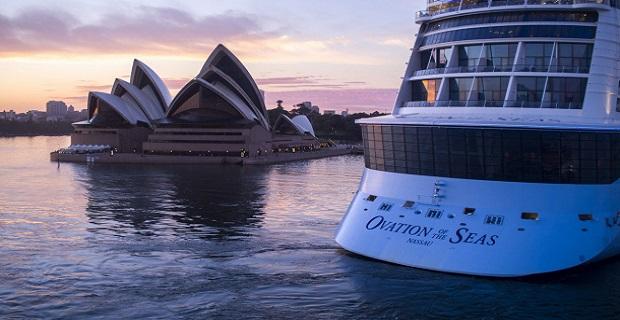 Έξαρση γαστρεντερίτιδας στο κρουαζιερόπλοιο Ovation of the Seas - e-Nautilia.gr | Το Ελληνικό Portal για την Ναυτιλία. Τελευταία νέα, άρθρα, Οπτικοακουστικό Υλικό
