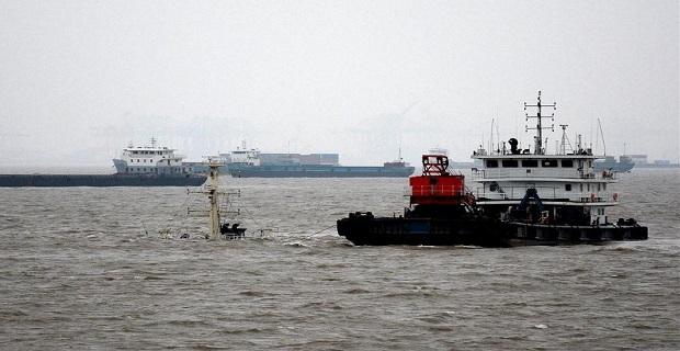 Δέκα αγνοούμενοι από βύθιση πλοίου στη Σαγκάη - e-Nautilia.gr | Το Ελληνικό Portal για την Ναυτιλία. Τελευταία νέα, άρθρα, Οπτικοακουστικό Υλικό