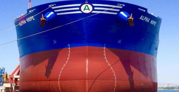 Τέσσερα νέα νεότευκτα πλοία στον στόλο της Alpha Bulkers - e-Nautilia.gr | Το Ελληνικό Portal για την Ναυτιλία. Τελευταία νέα, άρθρα, Οπτικοακουστικό Υλικό
