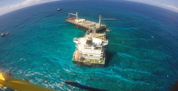 Τα τμήματα του ελληνικού πλοίου Kea Trader παραμένουν στην τοποθεσία προσάραξης - e-Nautilia.gr   Το Ελληνικό Portal για την Ναυτιλία. Τελευταία νέα, άρθρα, Οπτικοακουστικό Υλικό