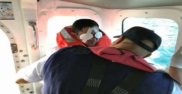 Τραυματισμένος ναυτικός σε ελληνόκτητο τάνκερ διασώθηκε στην Νότια Αφρική - e-Nautilia.gr | Το Ελληνικό Portal για την Ναυτιλία. Τελευταία νέα, άρθρα, Οπτικοακουστικό Υλικό
