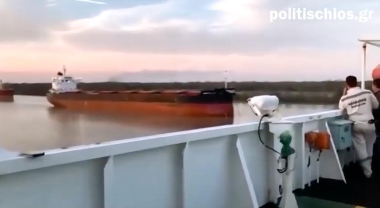 Όταν δύο Χιώτες συναντιούνται στον ποταμό Μισισιπή (Video) - e-Nautilia.gr | Το Ελληνικό Portal για την Ναυτιλία. Τελευταία νέα, άρθρα, Οπτικοακουστικό Υλικό