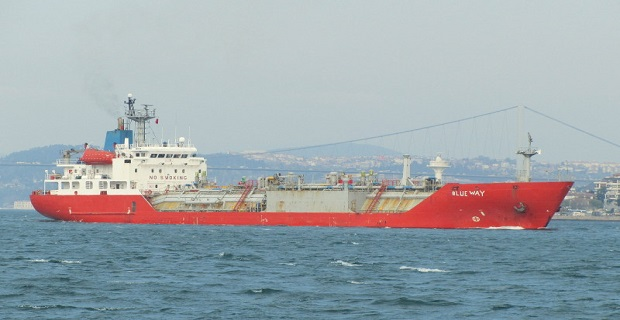 Βλάβη σε πλοίο μεταφοράς LPG στον Βόσπορο - e-Nautilia.gr | Το Ελληνικό Portal για την Ναυτιλία. Τελευταία νέα, άρθρα, Οπτικοακουστικό Υλικό
