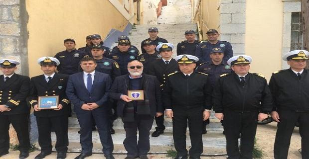 Eπίσκεψη του Υπουργού Ναυτιλίας στη Σύμη και στην Στρογγυλή - e-Nautilia.gr | Το Ελληνικό Portal για την Ναυτιλία. Τελευταία νέα, άρθρα, Οπτικοακουστικό Υλικό