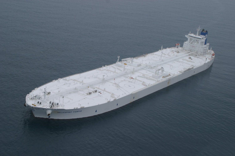 Hellespont Fairfax : Ένα από τα μεγαλύτερα δεξαμενόπλοια που φτιαχτήκαν ποτέ! - e-Nautilia.gr | Το Ελληνικό Portal για την Ναυτιλία. Τελευταία νέα, άρθρα, Οπτικοακουστικό Υλικό