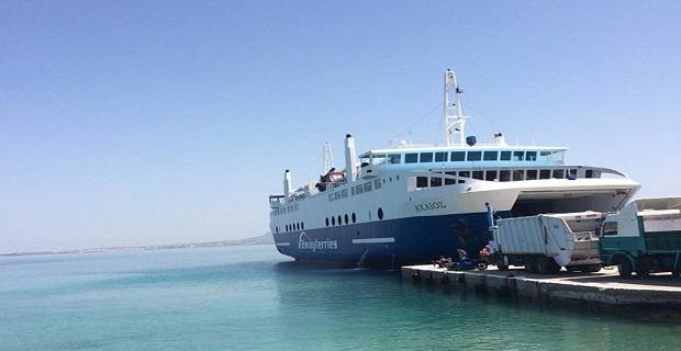 Προσέκρουσε στην προβλήτα του Αγκιστρίου το «Αχαιός» – Τραυματίστηκαν 5 επιβάτες - e-Nautilia.gr | Το Ελληνικό Portal για την Ναυτιλία. Τελευταία νέα, άρθρα, Οπτικοακουστικό Υλικό
