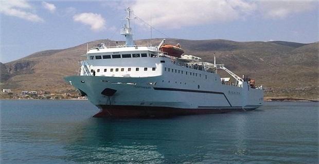 Προσέκρουσε στο λιμένα Νεάπολης Βοιών το «Πορφυρούσα» - e-Nautilia.gr   Το Ελληνικό Portal για την Ναυτιλία. Τελευταία νέα, άρθρα, Οπτικοακουστικό Υλικό