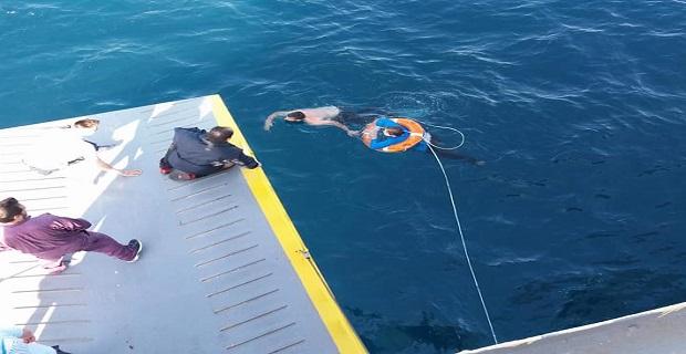 Διάσωση γυναίκας από την θάλασσα ανοιχτά του Πειραιά - e-Nautilia.gr | Το Ελληνικό Portal για την Ναυτιλία. Τελευταία νέα, άρθρα, Οπτικοακουστικό Υλικό