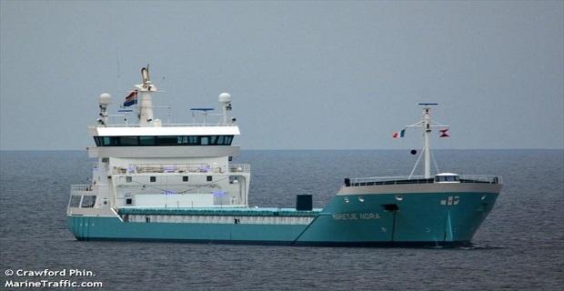 Μηχανική βλάβη φορτηγού πλοίου στην Κέρκυρα - e-Nautilia.gr | Το Ελληνικό Portal για την Ναυτιλία. Τελευταία νέα, άρθρα, Οπτικοακουστικό Υλικό