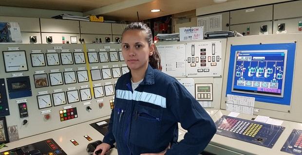 Η Hellenic Seaways παρουσιάζει την πρώτη γυναίκα Α Μηχανικό στην Ελλάδα! - e-Nautilia.gr | Το Ελληνικό Portal για την Ναυτιλία. Τελευταία νέα, άρθρα, Οπτικοακουστικό Υλικό