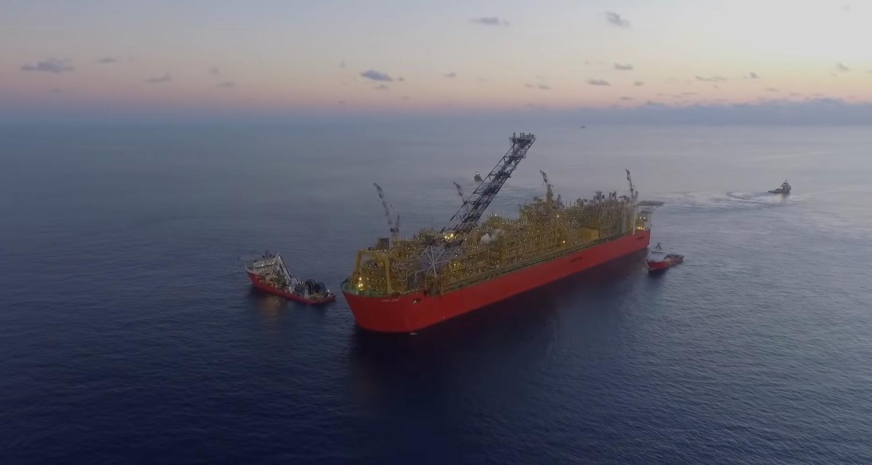 Πρόσδεση της μεγαλύτερης πλωτής κατασκευής που φτιάχτηκε ποτέ! (Video) - e-Nautilia.gr | Το Ελληνικό Portal για την Ναυτιλία. Τελευταία νέα, άρθρα, Οπτικοακουστικό Υλικό
