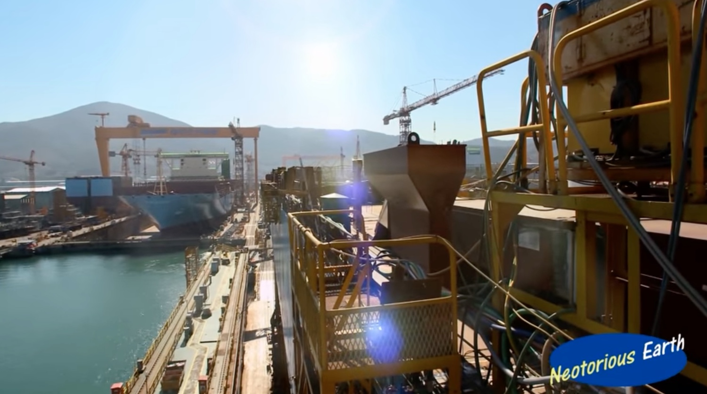 Όλα όσα πρέπει να γνωρίζετε για ένα από τα μεγαλύτερα πλοία του κόσμου! (Video) - e-Nautilia.gr   Το Ελληνικό Portal για την Ναυτιλία. Τελευταία νέα, άρθρα, Οπτικοακουστικό Υλικό