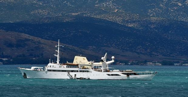 Στo Ναύπλιο η θρυλική θαλαμηγός «Χριστίνα» του Αριστοτέλη Ωνάση [βίντεο & φώτο] - e-Nautilia.gr | Το Ελληνικό Portal για την Ναυτιλία. Τελευταία νέα, άρθρα, Οπτικοακουστικό Υλικό