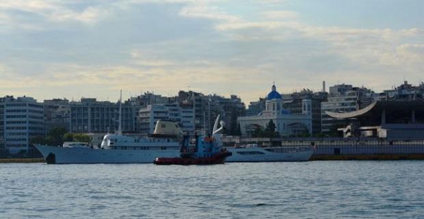 Στον Πειραιά η ιστορική θαλαμηγός Christina O [video] - e-Nautilia.gr   Το Ελληνικό Portal για την Ναυτιλία. Τελευταία νέα, άρθρα, Οπτικοακουστικό Υλικό