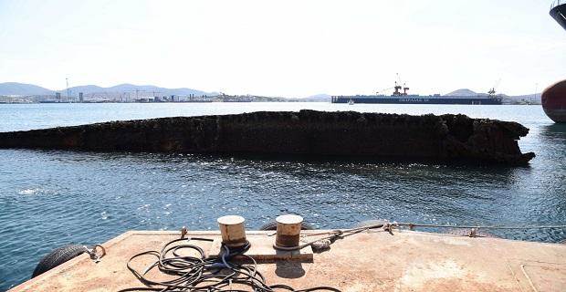 Μετά από 32 χρόνια, βγήκε σήμερα στην επιφάνεια της θάλασσας το «Κορφού Άιλαντ» - e-Nautilia.gr | Το Ελληνικό Portal για την Ναυτιλία. Τελευταία νέα, άρθρα, Οπτικοακουστικό Υλικό