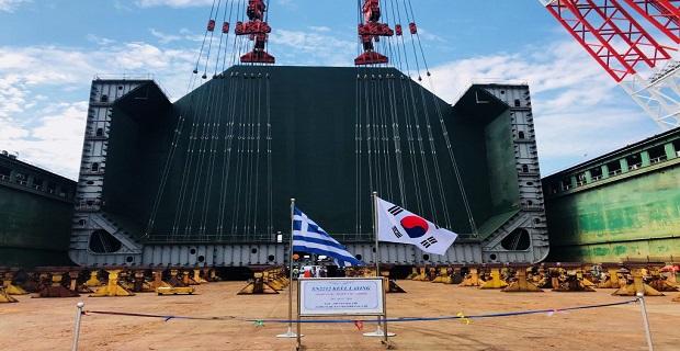 Έναρξη κατασκευής νέου πλοίου για την GasLog - e-Nautilia.gr | Το Ελληνικό Portal για την Ναυτιλία. Τελευταία νέα, άρθρα, Οπτικοακουστικό Υλικό