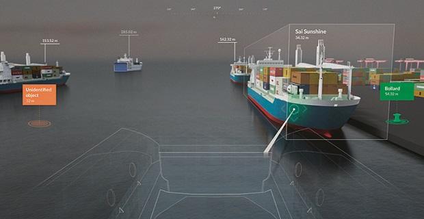 Εγκατάσταση συστήματος τεχνητής νοημοσύνης σε πλοία απο την CMA CGM - e-Nautilia.gr | Το Ελληνικό Portal για την Ναυτιλία. Τελευταία νέα, άρθρα, Οπτικοακουστικό Υλικό