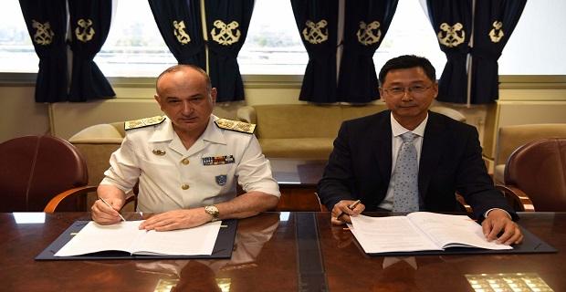 Συμφωνία εξουσιοδότησης μεταξύ Υπ.Ναυτιλίας και Ένωσης Νηογνωμόνων Κίνας - e-Nautilia.gr | Το Ελληνικό Portal για την Ναυτιλία. Τελευταία νέα, άρθρα, Οπτικοακουστικό Υλικό