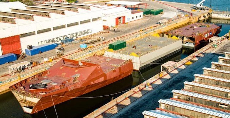 Το μεξικανικό ναυτικό και η Damen συνεργάζονται στο πιο προηγμένο τεχνολογικά πλοίο στη Λατινική Αμερική - e-Nautilia.gr | Το Ελληνικό Portal για την Ναυτιλία. Τελευταία νέα, άρθρα, Οπτικοακουστικό Υλικό
