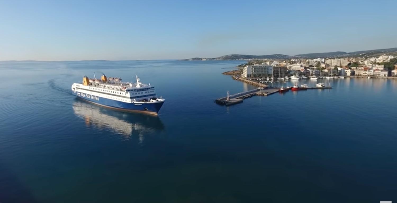 ΒΙΝΤΕΟ DRONE: Η εντυπωσιακή μανούβρα του πλοίου Διαγόρας στο λιμάνι της Χίου - e-Nautilia.gr | Το Ελληνικό Portal για την Ναυτιλία. Τελευταία νέα, άρθρα, Οπτικοακουστικό Υλικό