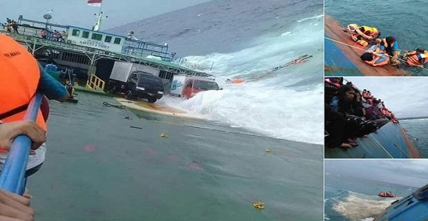 Περισσότεροι από 30 νεκροί από ναυάγιο επιβατηγού πλοίου [Βίντεο] - e-Nautilia.gr   Το Ελληνικό Portal για την Ναυτιλία. Τελευταία νέα, άρθρα, Οπτικοακουστικό Υλικό