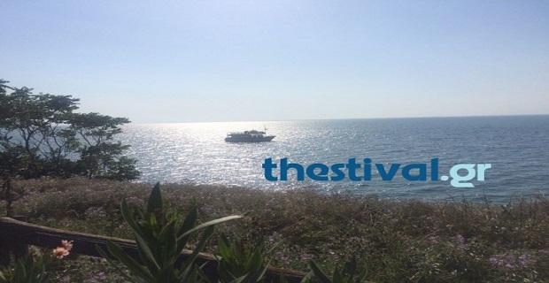 Προσάραξε τουριστικό πλοίο στον Θερμαϊκό Κόλπο - e-Nautilia.gr | Το Ελληνικό Portal για την Ναυτιλία. Τελευταία νέα, άρθρα, Οπτικοακουστικό Υλικό