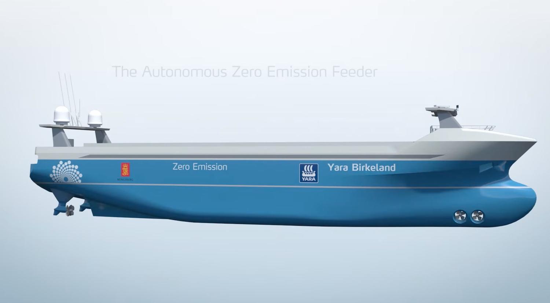 Το πρώτο αυτόνομο και ηλεκτρικό πλοίο στον κόσμο είναι ένα βήμα πιο κοντά στο να γίνει πραγματικότητα (Video) - e-Nautilia.gr | Το Ελληνικό Portal για την Ναυτιλία. Τελευταία νέα, άρθρα, Οπτικοακουστικό Υλικό