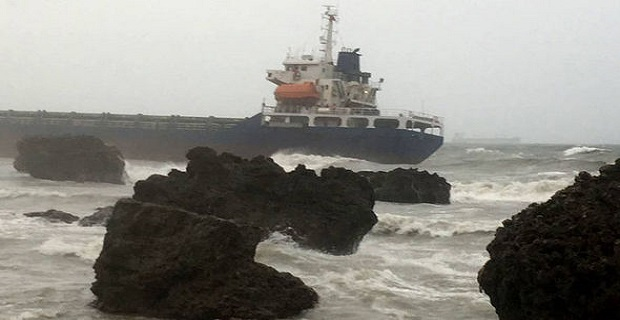 Προσάραξη πέντε πλοίων λόγω ισχυρής καταιγίδας - e-Nautilia.gr | Το Ελληνικό Portal για την Ναυτιλία. Τελευταία νέα, άρθρα, Οπτικοακουστικό Υλικό