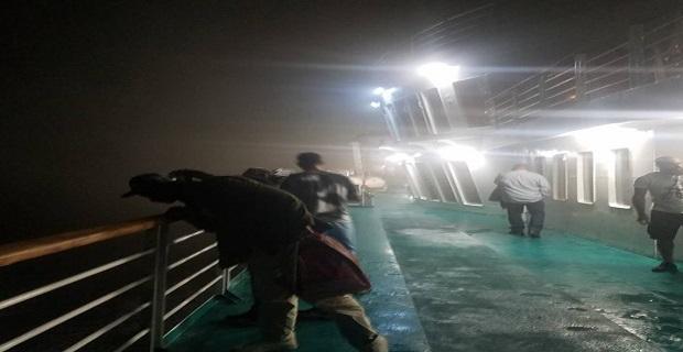 Φωτιά στο πλοίο «Ελευθέριος Βενιζέλος» – Επιστρέφει στον Πειραιά [φωτο] - e-Nautilia.gr | Το Ελληνικό Portal για την Ναυτιλία. Τελευταία νέα, άρθρα, Οπτικοακουστικό Υλικό