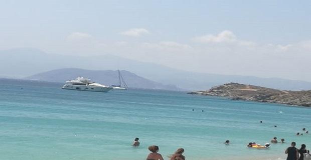 Με απίστευτο τσαμπουκά εξωλέμβιος σκάφους διέσχισε κολυμβητική περιοχή! - e-Nautilia.gr | Το Ελληνικό Portal για την Ναυτιλία. Τελευταία νέα, άρθρα, Οπτικοακουστικό Υλικό