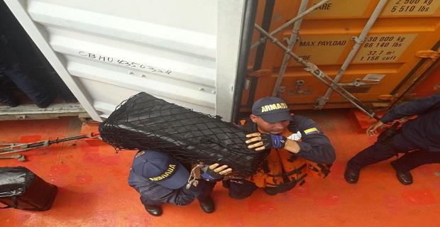 Πάνω από ένας τόνος κοκαΐνη βρέθηκε σε πλοίο μεταφοράς κοντέινερ [φωτο] - e-Nautilia.gr | Το Ελληνικό Portal για την Ναυτιλία. Τελευταία νέα, άρθρα, Οπτικοακουστικό Υλικό